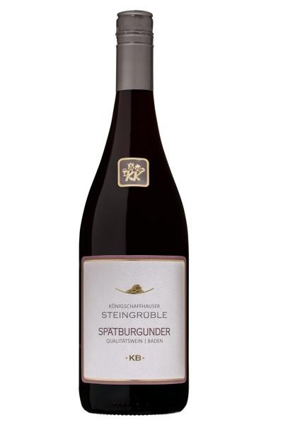 Steingrüble Spätburgunder Rotwein mild