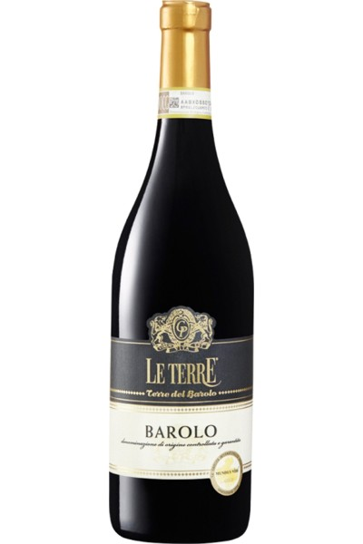 Barolo Le Terre mit Goldmedaille