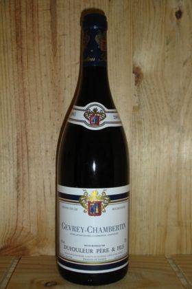 Gevrey Chambertin Burgund