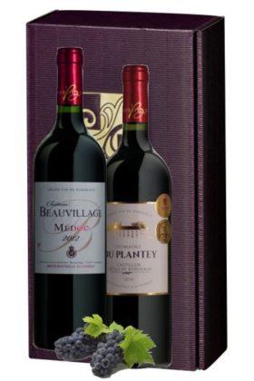 Bordeaux 2er Präsent