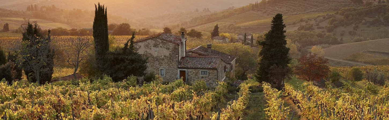 Weinanbaugebiet Chianti