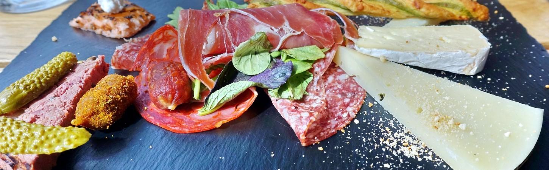 Bordeaux-Speisen