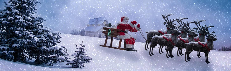 Weihnachten-Dezember