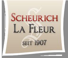 Webseite von Scheurich Weine