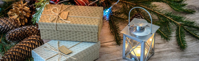 Kundenpräsente für Weihnachten