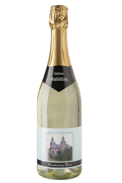 Chardonnay Sekt brut - der Besondere Schaumwein