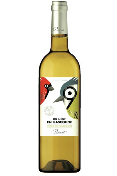 Weißwein mit Colombard 9% nur