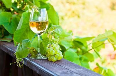 Passimento, der Weißwein den Frauen mögen