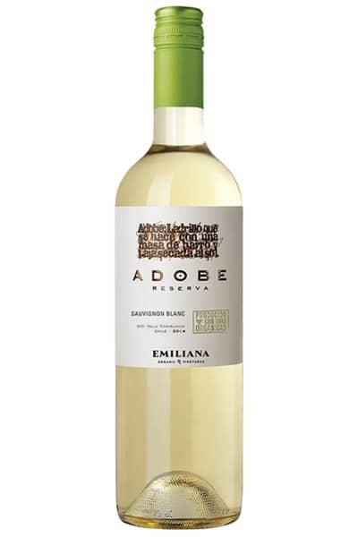 Sauvignon Blanc Reserva Adobe