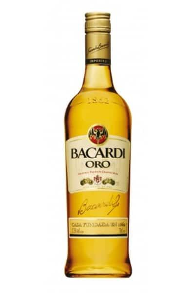 Barcardi Cara de Oro Rum