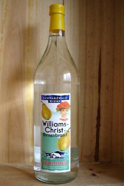 Williams Brand von Brommer