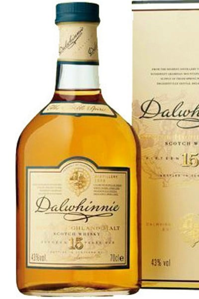 Dalwhinnie Single Malt 15 Jahre
