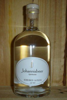 Johannisbeer Spirituose