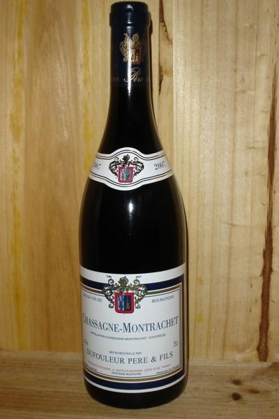 Chassagne Montrachet Burgund Frankreich