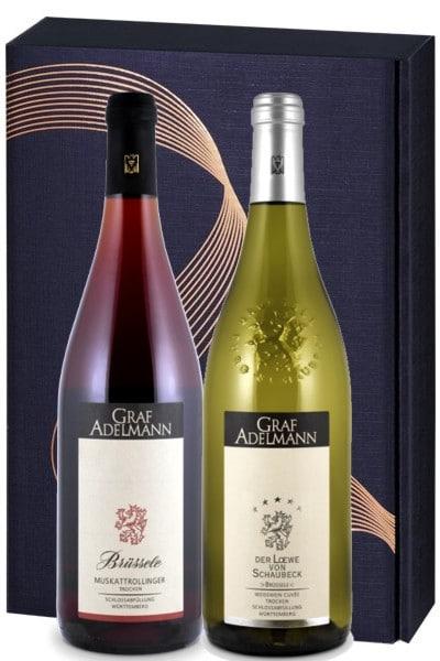 Geschenkset Wein