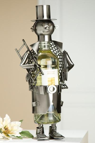 Schornsteinfeger Flaschenhalter