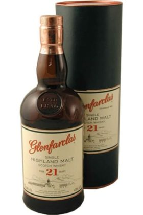 Glenfarclas Single Malt 21 Jahre