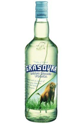 Grasovka ponischer Vodka