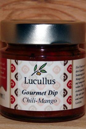 Chili Mango Gourmet Dip