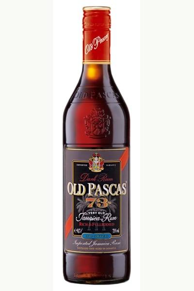Old Pascas 73% Jamaica Rum