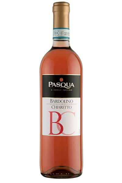 Bardolino Chiaretto Rose