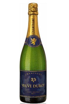 Veuve Duroy Champagner