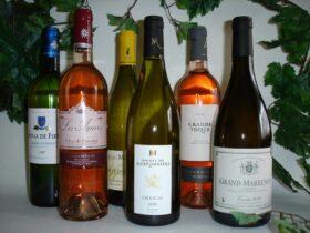 Weinpaket Frankreich weiß